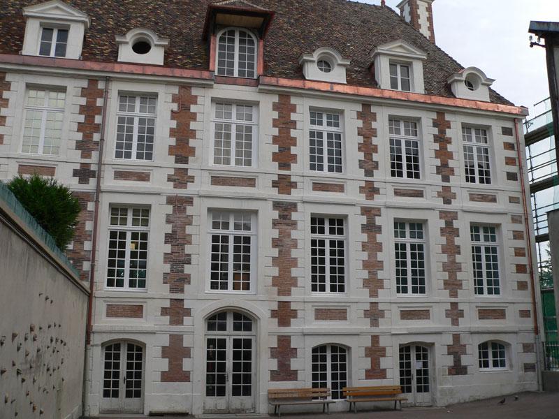 Les ma ons de troyes r novation r habilitation for Restauration facade maison
